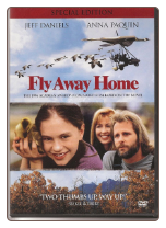 Fly Away Home DVD